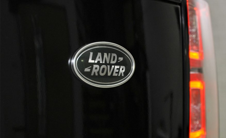 2017 Land Rover Range Rover LWB 4.4 SD V8 Autobiography Auto 4WD (s/s) 5dr