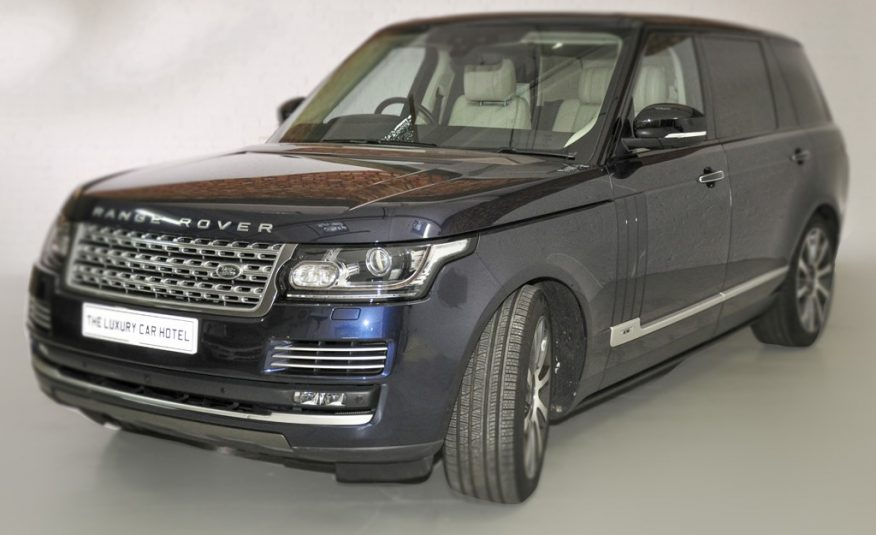 2017 Land Rover Range Rover LWB 5.0 V8 Autobiography Auto 4WD (s/s) 5dr