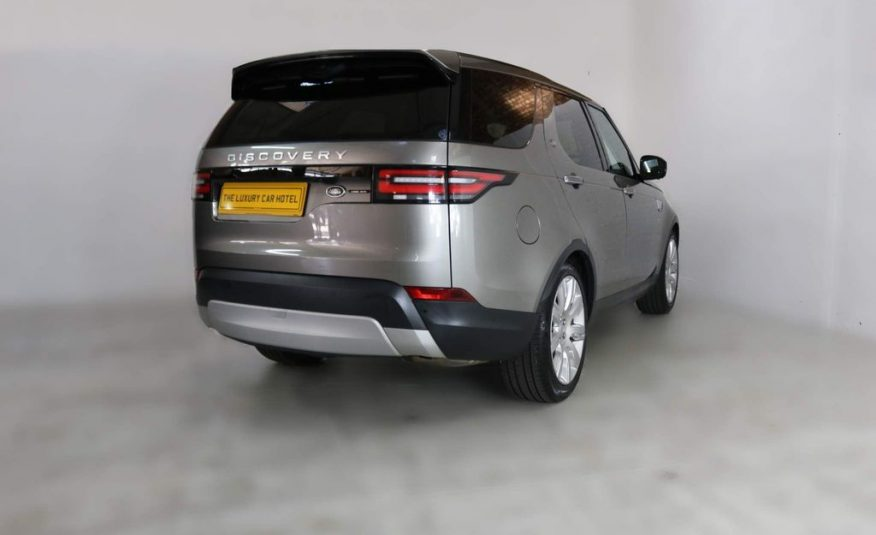 Land Rover Discovery 2016 (66 reg)  3.0 Si6 HSE Luxury Auto 4WD (s/s) 5dr